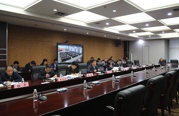 新万博manbetx注册集团召开案件管理及法律风险防控专题会议