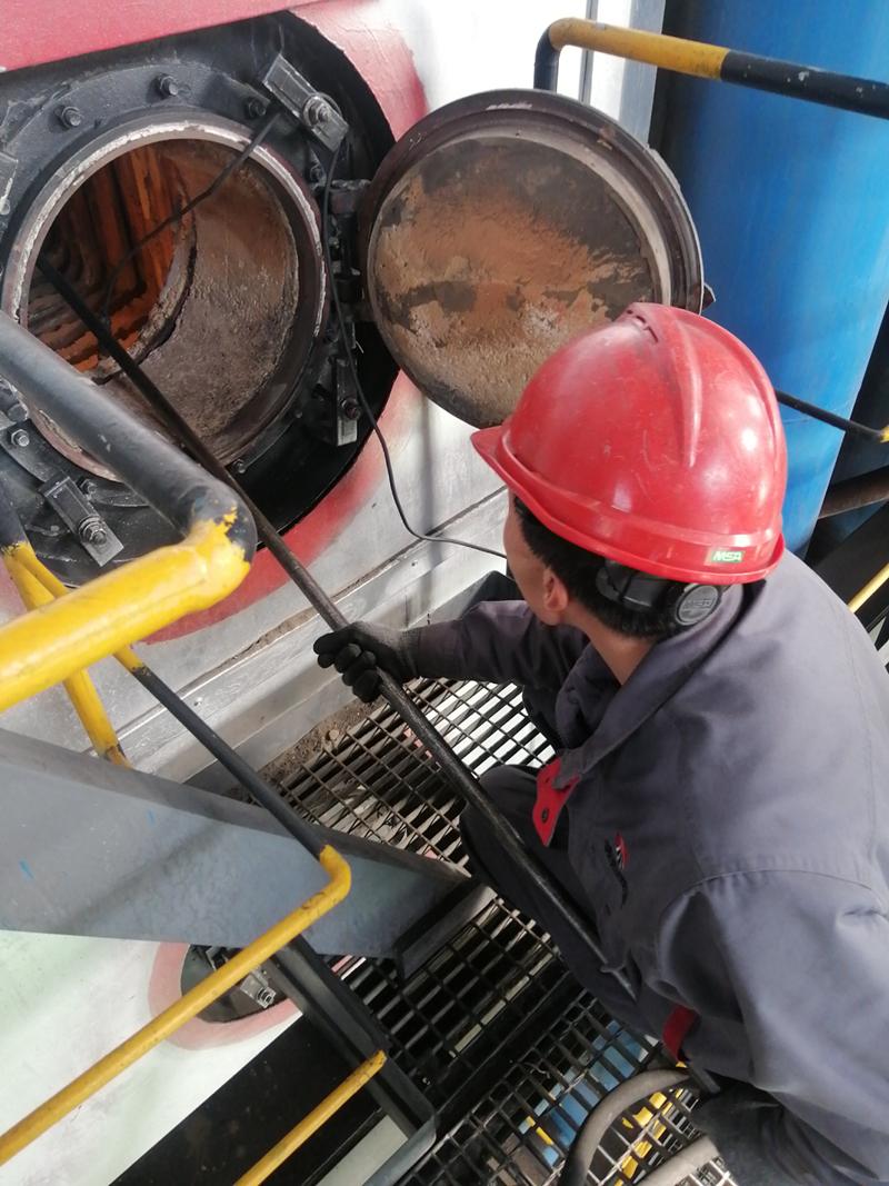 宁夏鑫尔特公司:为温暖而忙碌的供暖人